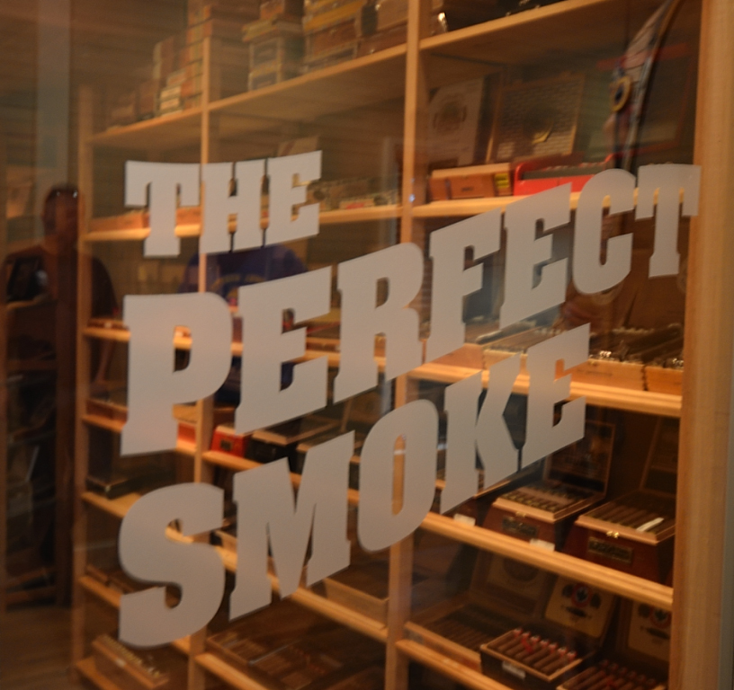 The Perfect Smoke Cigar Lounge, 213 South Lee Street, Salisbury, NC, 28144, US